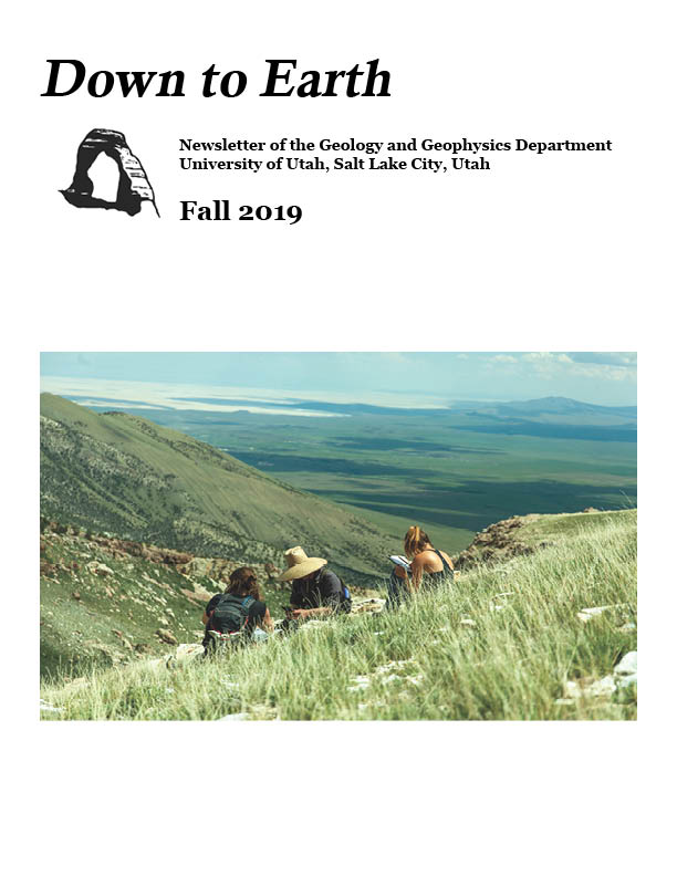 GG Fall 2019 Newsletter Cover